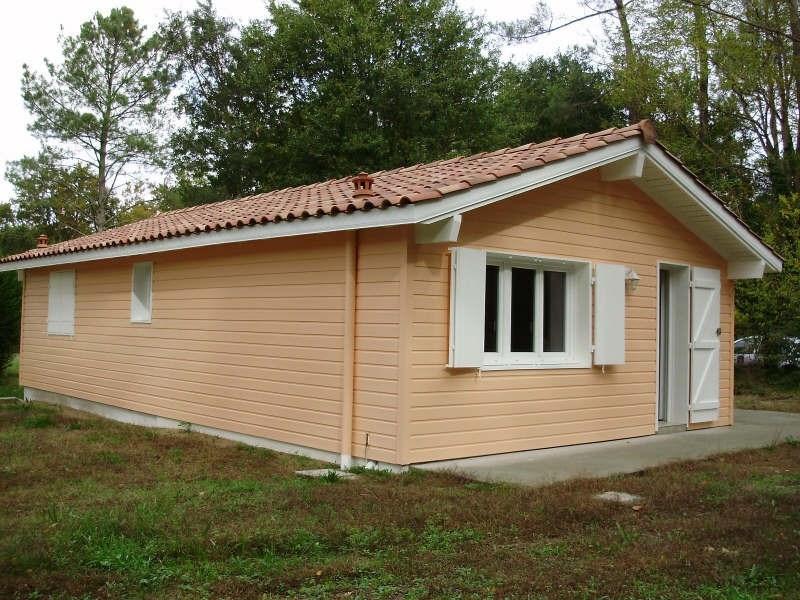 Location maison / villa Magescq 670€ CC - Photo 1