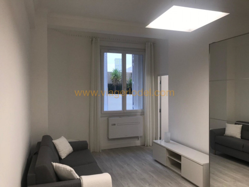 Life annuity apartment Nice 47 500€ - Picture 4