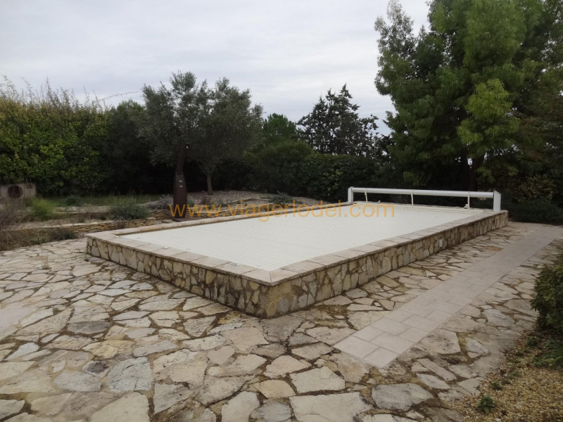 Viager maison / villa Caux 125000€ - Photo 7