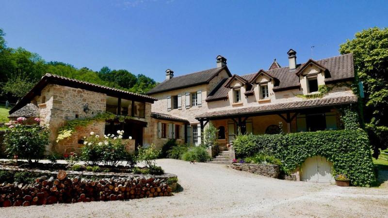 Vente de prestige maison / villa Marquay 690000€ - Photo 1