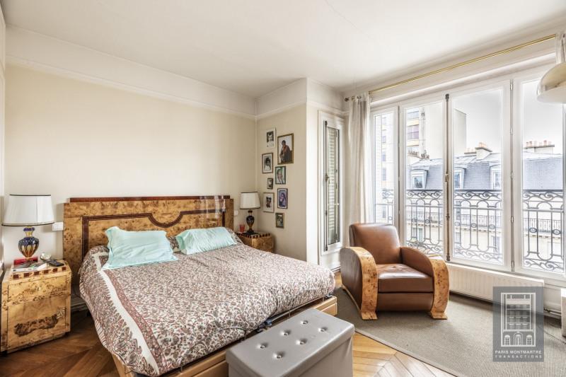 Deluxe sale apartment Paris 18ème 1295000€ - Picture 9