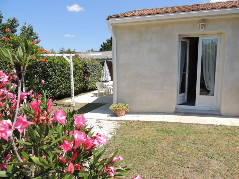 Location vacances maison / villa Meschers 325€ - Photo 1