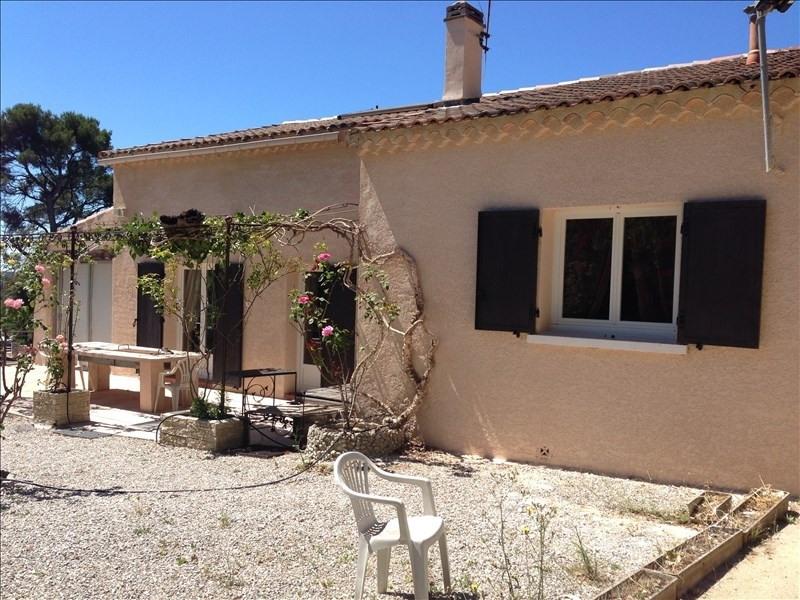 Deluxe sale house / villa Simiane collongue 590000€ - Picture 1