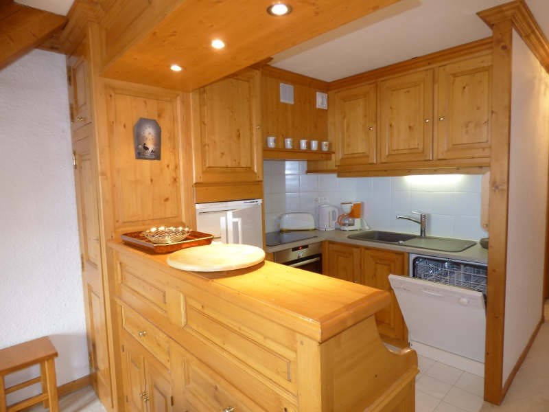 Vente de prestige appartement Meribel 630 000€ - Photo 8