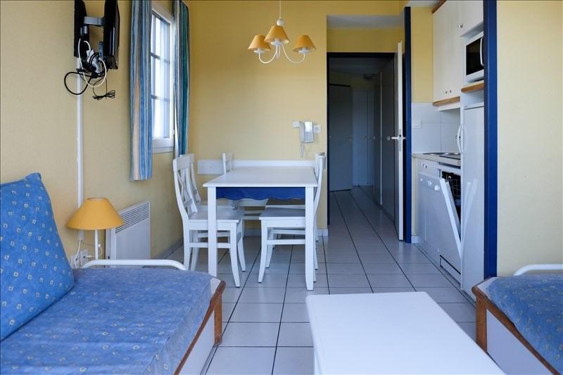 Revenda apartamento Talmont st hilaire 88500€ - Fotografia 3