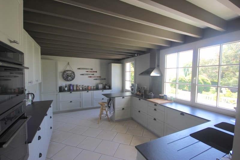 Vente de prestige maison / villa Gonneville sur mer 795000€ - Photo 6