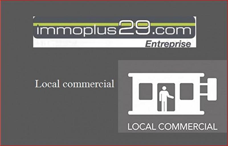 Location local commercial Concarneau 3700€ CC - Photo 1