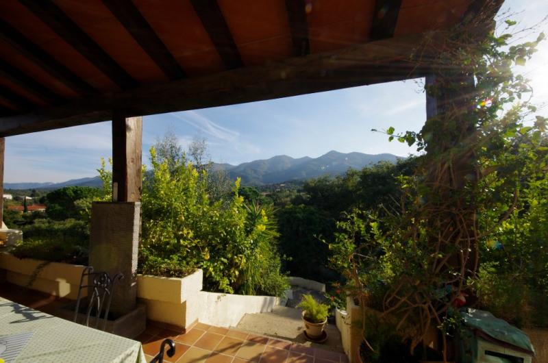 Vente de prestige maison / villa Montesquieu des alberes 577500€ - Photo 1