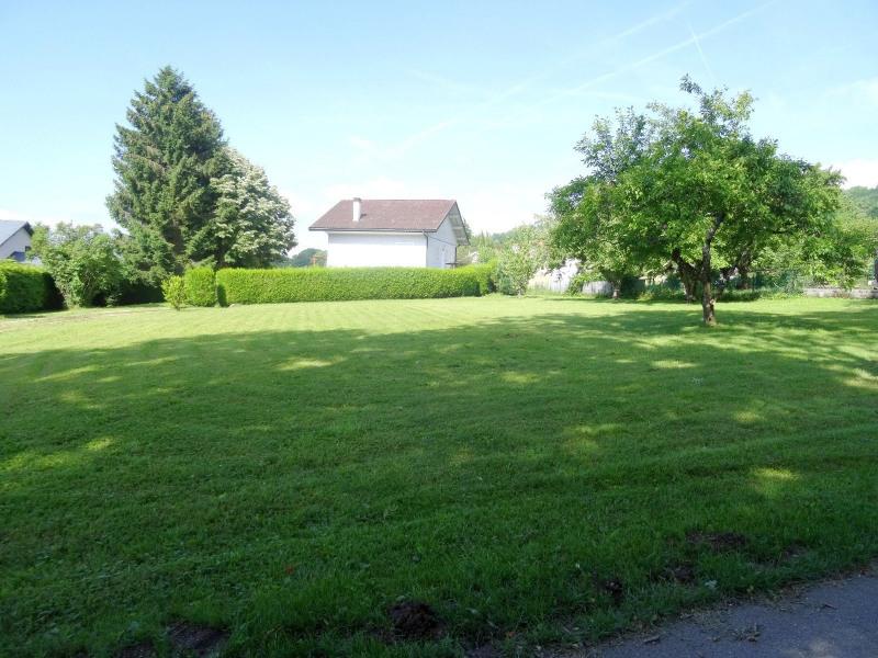Vente terrain Cernex 259000€ - Photo 3