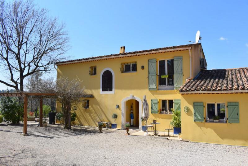 Deluxe sale house / villa Fayence 560000€ - Picture 22