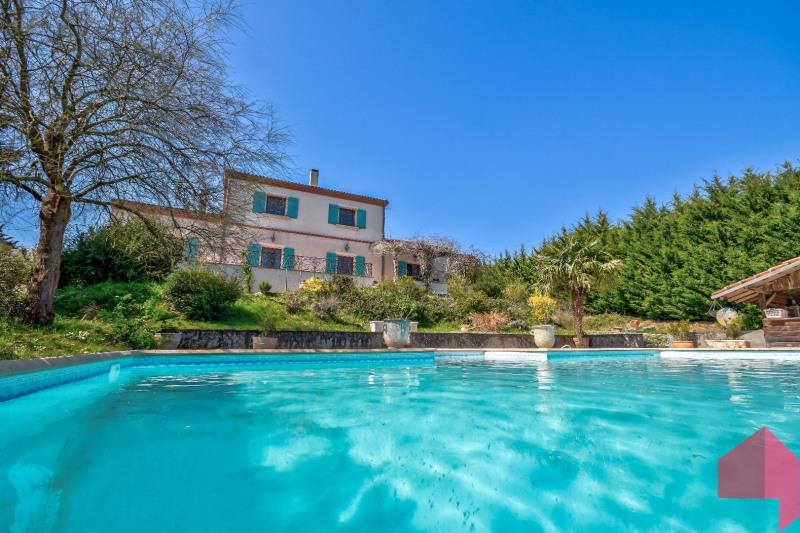 Vente de prestige maison / villa Villefranche de lauragais secteur 520000€ - Photo 11