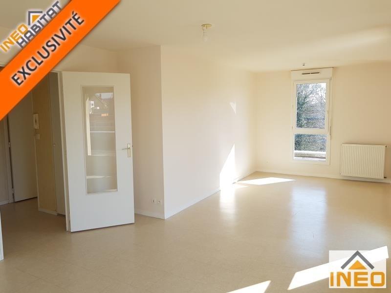Location appartement Geveze 590€ CC - Photo 1