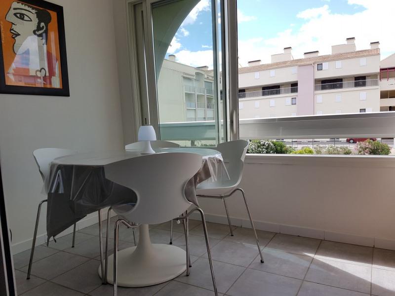 Location vacances appartement Le grau du roi 310€ - Photo 4