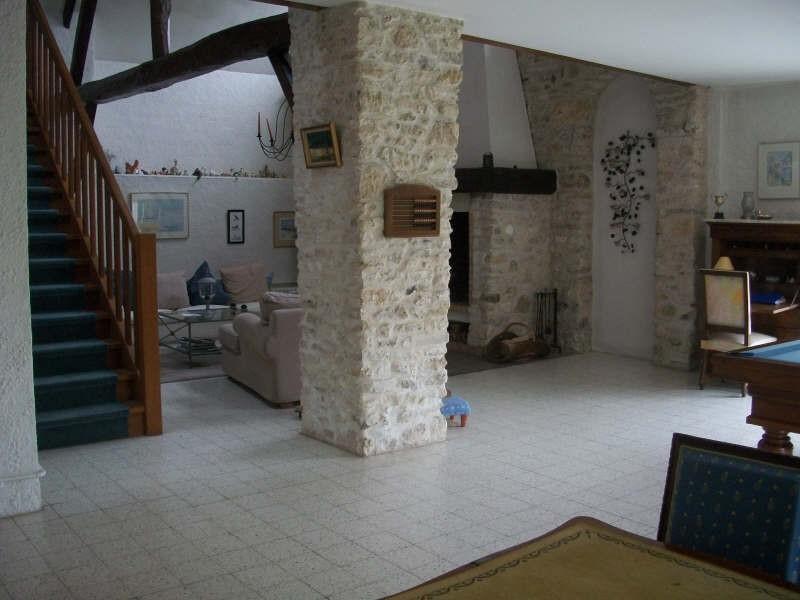 Sale house / villa Breval 438000€ - Picture 3