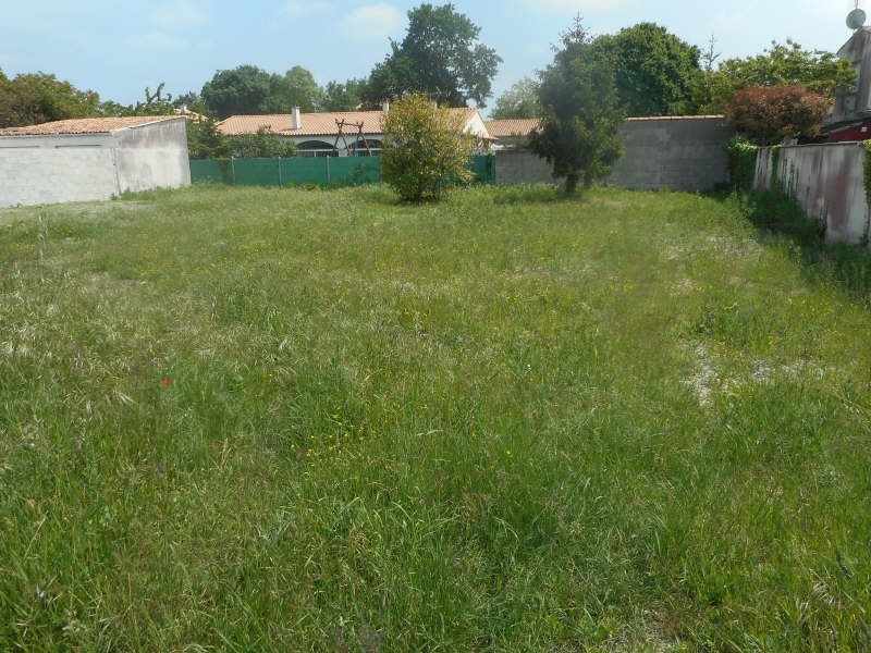 Vente terrain Breuillet 93 980€ - Photo 1