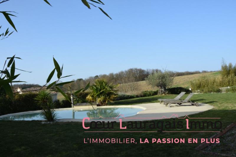 Vente maison / villa Quint fonsegrives 493000€ - Photo 2