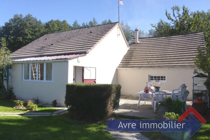 Vente maison / villa Verneuil d'avre et d'iton 97000€ - Photo 1