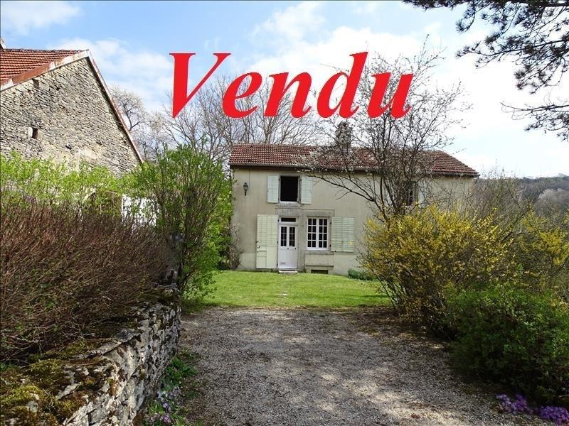 Vente maison / villa Secteur recey s/ource 97000€ - Photo 1