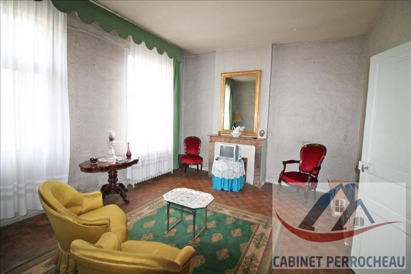 Vente maison / villa La chartre sur le loir 99000€ - Photo 2
