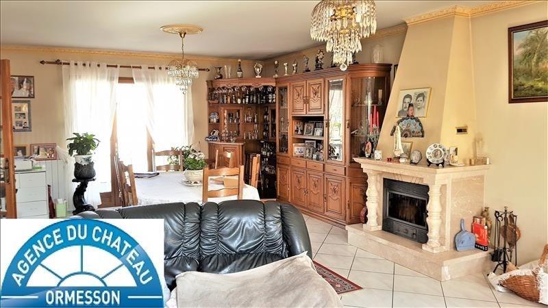 Vente maison / villa Ormesson sur marne 442000€ - Photo 2