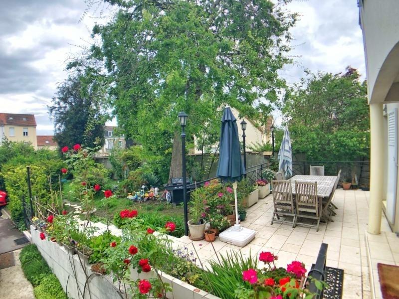 Sale house / villa Taverny 477000€ - Picture 2