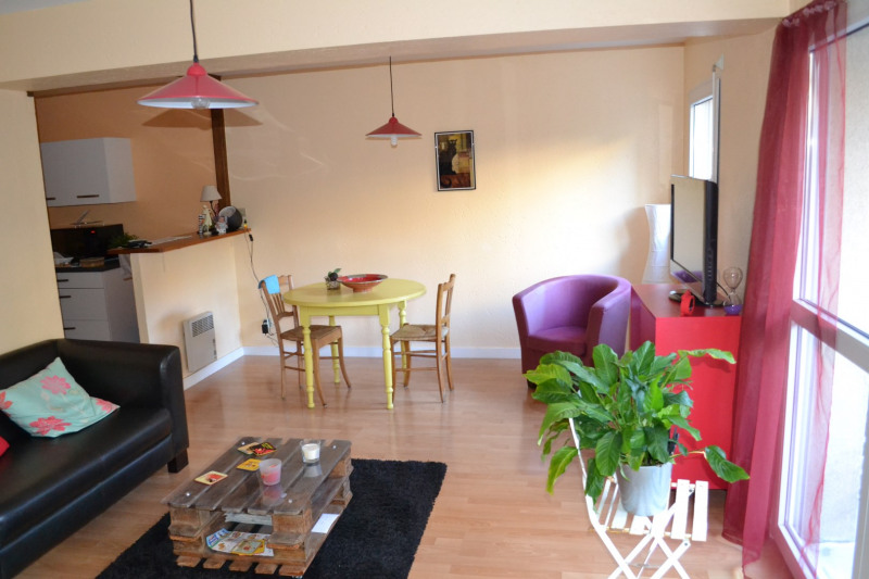 Sale apartment Quimper 86 400€ - Picture 2