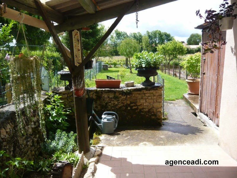 Vente maison / villa Pamproux 70 200€ - Photo 1
