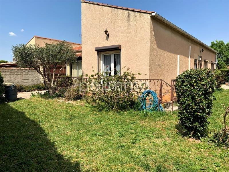 Sale house / villa Grans 295000€ - Picture 1