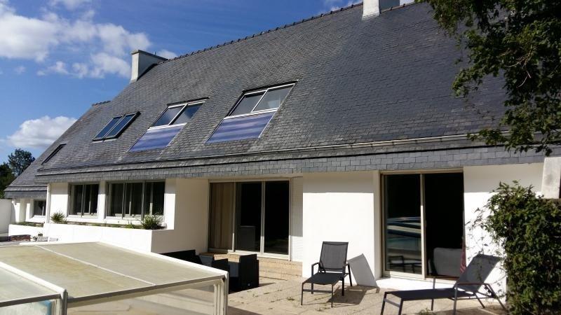 Sale house / villa La martyre 269100€ - Picture 2