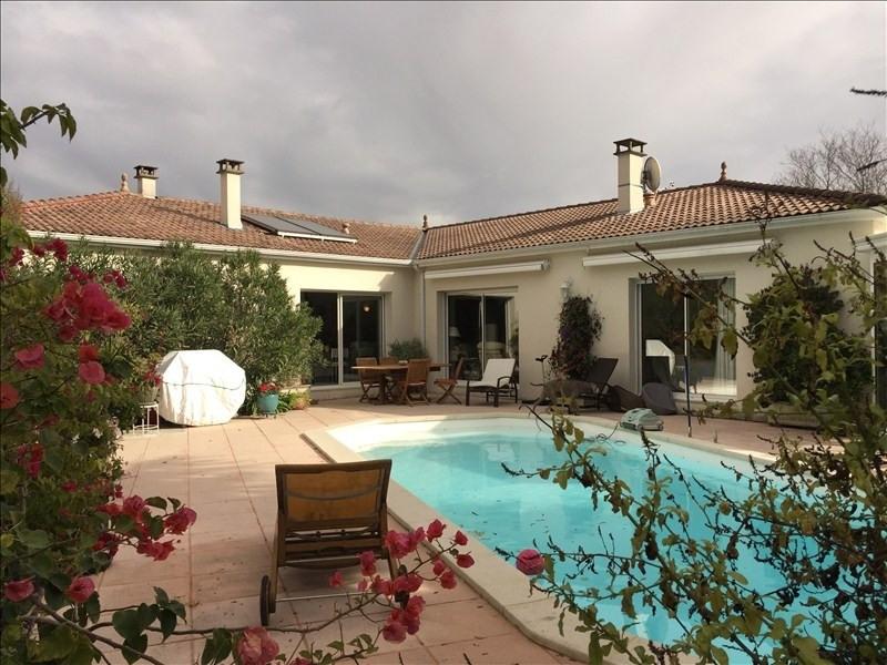 Deluxe sale house / villa Saint sulpice de royan 574750€ - Picture 1