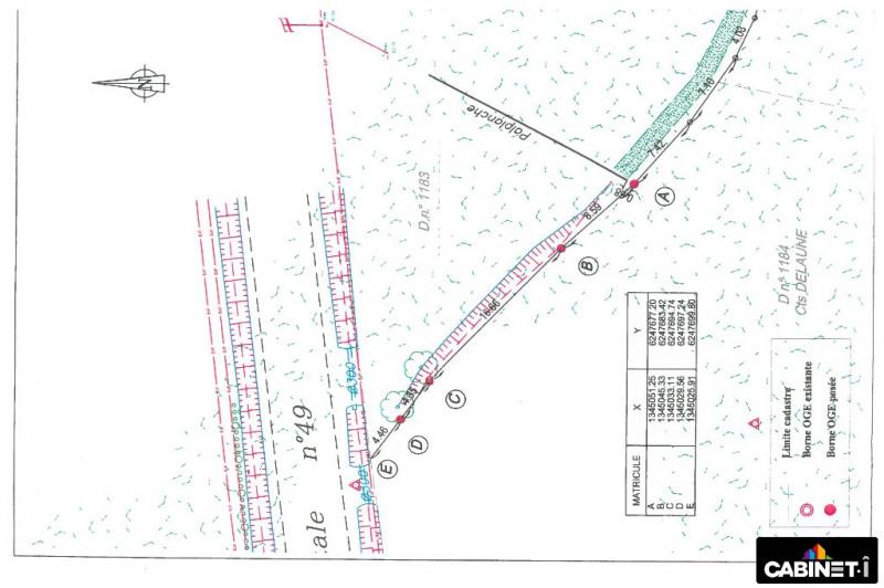 Vente terrain Vigneux de bretagne 74900€ - Photo 7