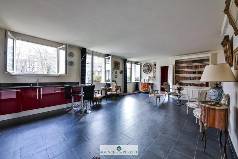 Sale apartment Paris 17ème 700000€ - Picture 1