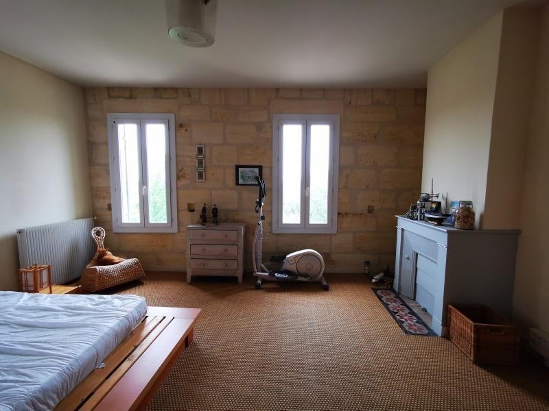 Deluxe sale house / villa Prignac et marcamps 714000€ - Picture 8