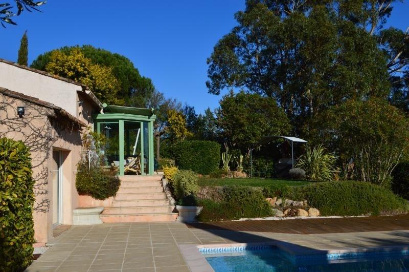 Verkauf von luxusobjekt haus Roquebrune sur argens 699000€ - Fotografie 1