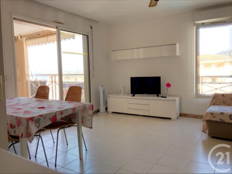 Verkoop  appartement Le golfe juan 233000€ - Foto 1