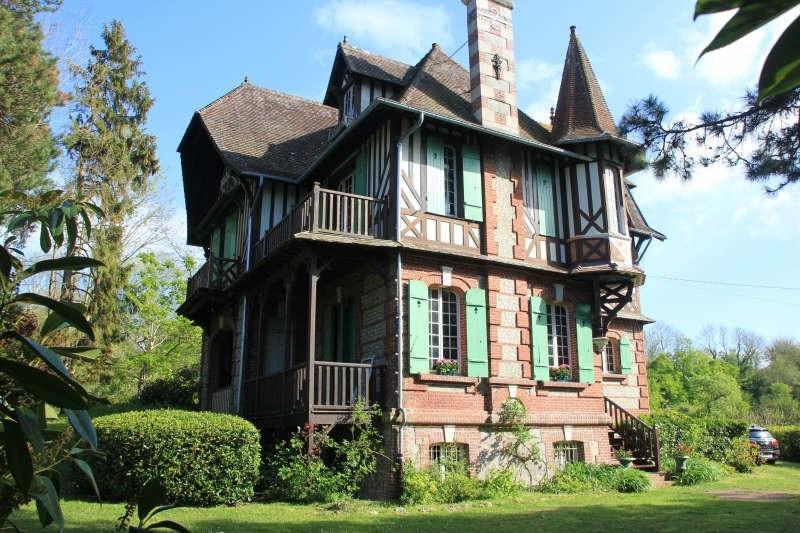 Deluxe sale house / villa Villers sur mer 1560000€ - Picture 2