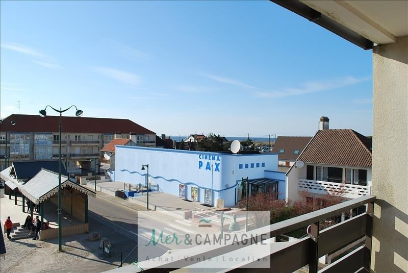 Vente appartement Quend 98 000€ - Photo 1