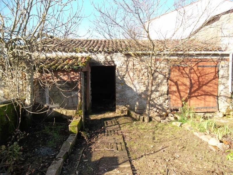 Vente maison / villa Venansault 38800€ - Photo 2
