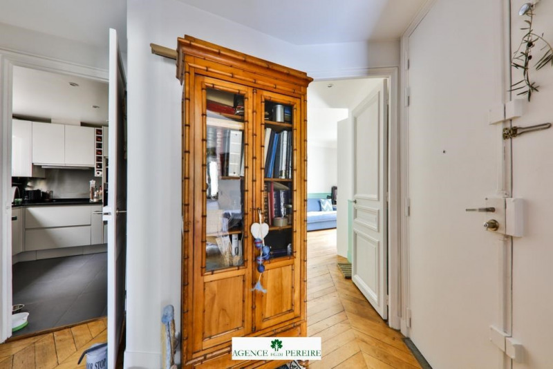 Vente de prestige appartement Paris 17ème 1 090 000€ - Photo 9