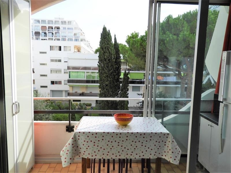 Sale apartment La grande motte 121 000€ - Picture 1