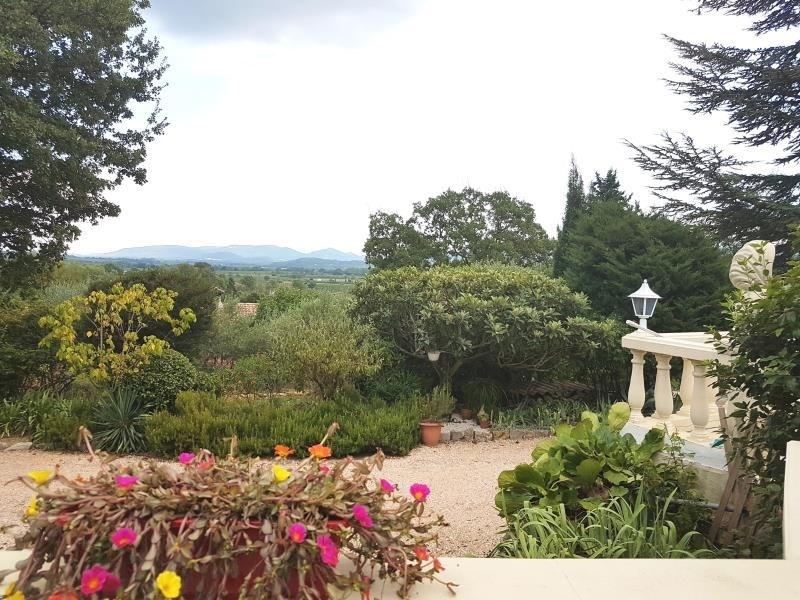 Vente maison / villa La roquebrussanne 391000€ - Photo 2