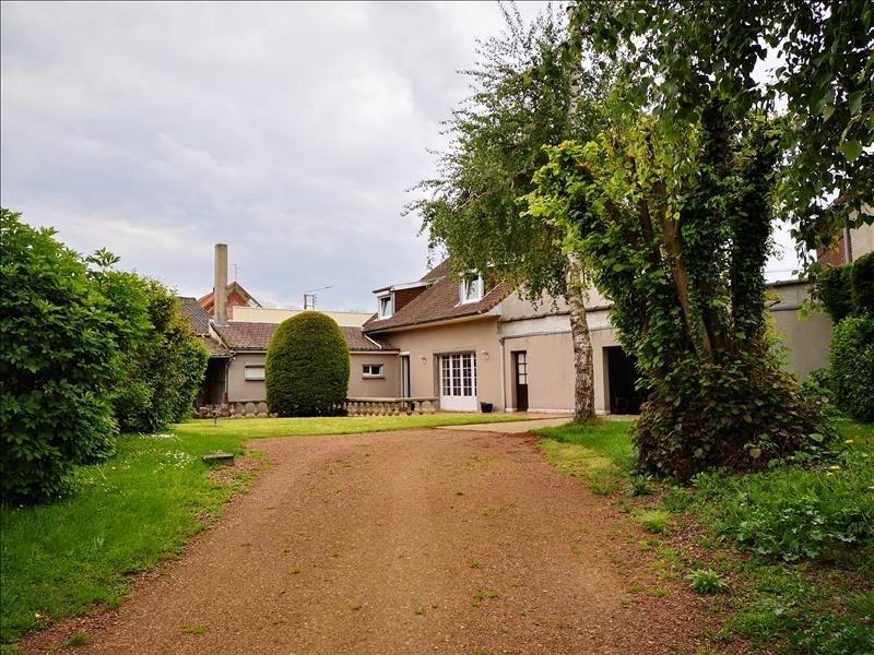 Sale house / villa Verquigneul 163000€ - Picture 1