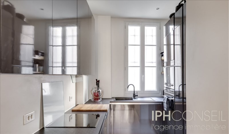 Deluxe sale apartment Neuilly sur seine 1 250 000€ - Picture 6