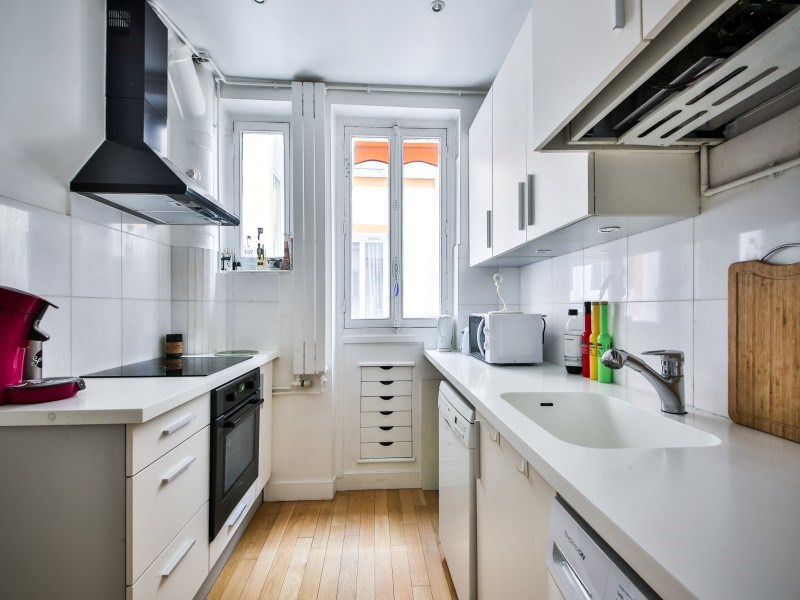 Immobile residenziali di prestigio appartamento Paris 17ème 1229000€ - Fotografia 3