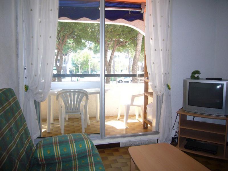 Sale apartment La grande motte 156700€ - Picture 1