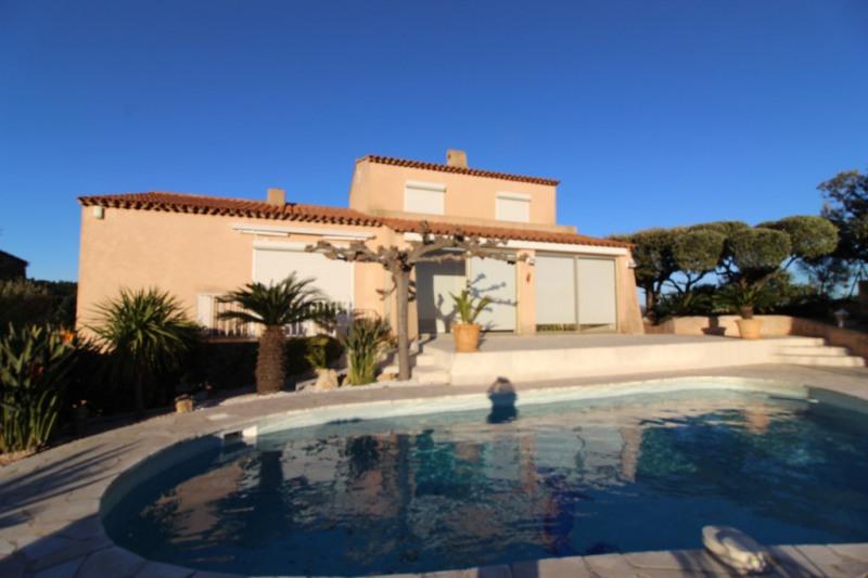 Venta de prestigio  casa Hyeres 743600€ - Fotografía 4