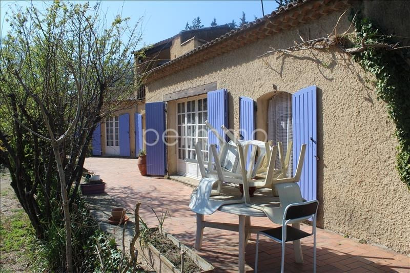 Vente maison / villa Ventabren 545000€ - Photo 3