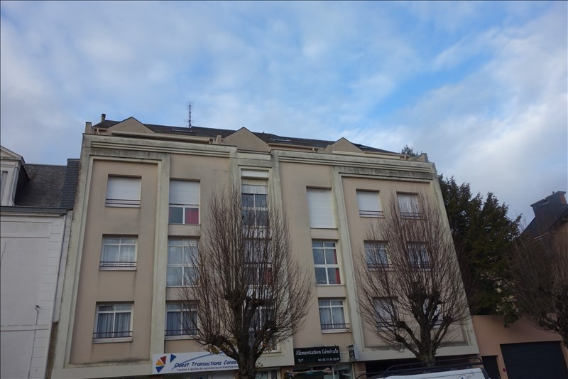 Vente appartement La roche sur yon 133 000€ - Photo 1