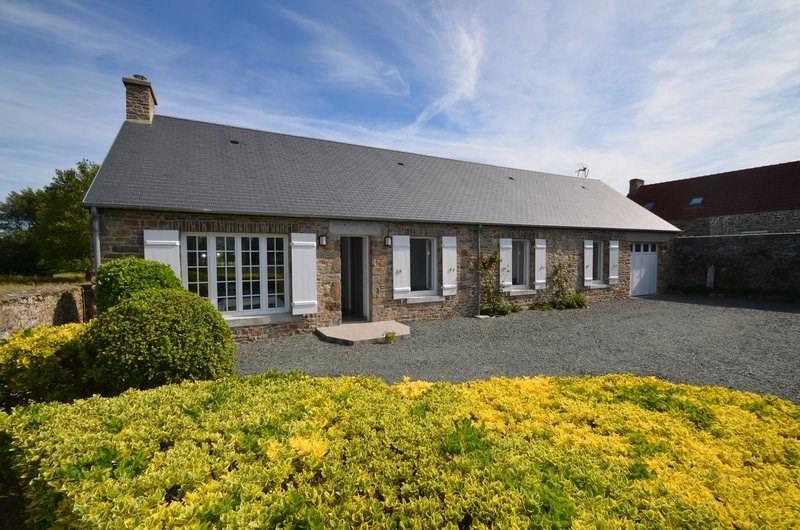 Vente maison / villa Anneville sur mer 305000€ - Photo 1
