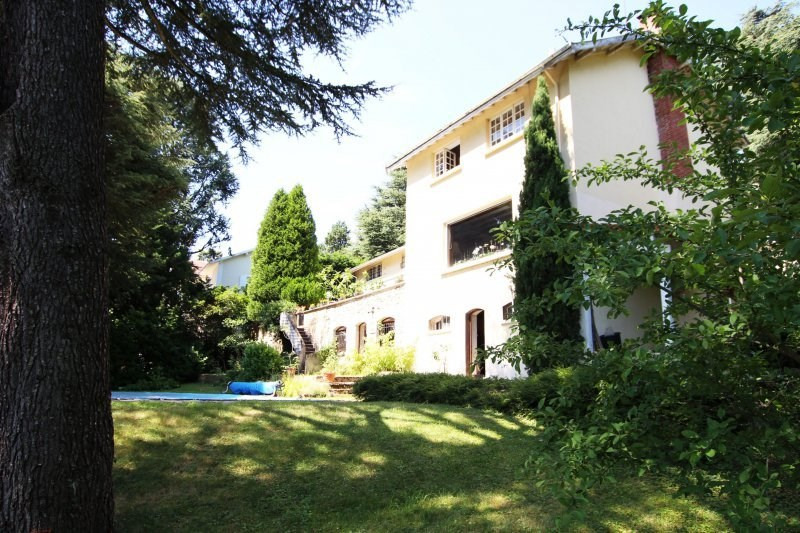 Demeure de prestige Saint Cyr Au Mont D Or 8 pièce (s) 325 m²
